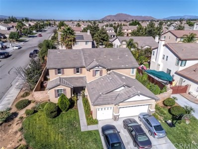 12685 Barbazon Drive, Moreno Valley, CA 92555 - MLS#: EV18221040
