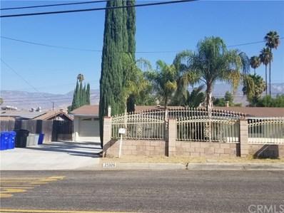 25376 Eureka Street, San Bernardino, CA 92404 - MLS#: EV18223620