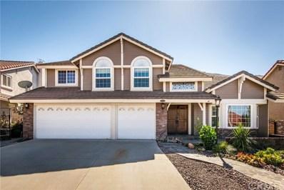16633 Lake Knoll, Riverside, CA 92503 - MLS#: EV18224647