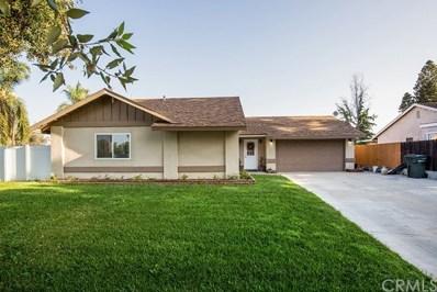 1601 Independence Avenue, Redlands, CA 92374 - MLS#: EV18225169