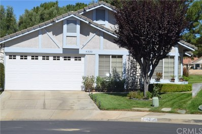 41820 Candlewood Drive, Cherry Valley, CA 92223 - MLS#: EV18225350