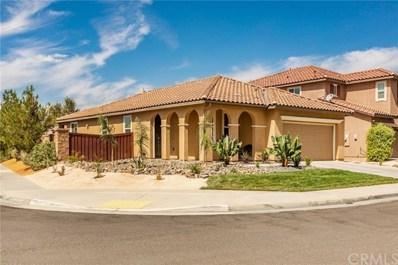 13035 Bowker Play Court, Beaumont, CA 92223 - MLS#: EV18225791