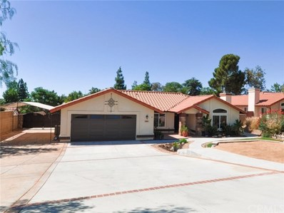12474 Douglas Street, Yucaipa, CA 92399 - MLS#: EV18227633