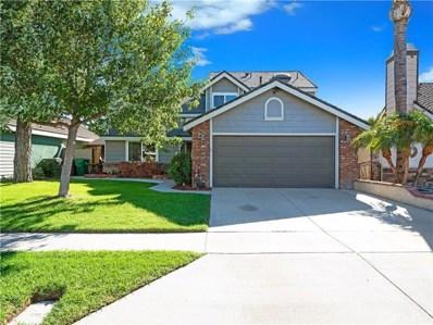 1822 Kingsford Drive, Corona, CA 92880 - MLS#: EV18227898