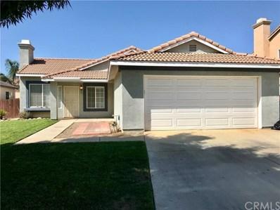 1637 Quail Summit Drive, Beaumont, CA 92223 - MLS#: EV18227908