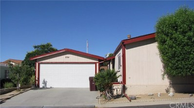 3800 W Wilson Street UNIT 294, Banning, CA 92220 - MLS#: EV18228517