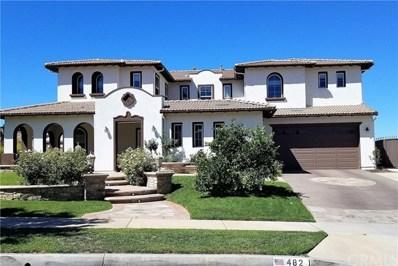 482 Starlight Court, Redlands, CA 92374 - MLS#: EV18228926