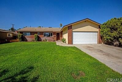 17606 Upland Avenue, Fontana, CA 92335 - MLS#: EV18232508