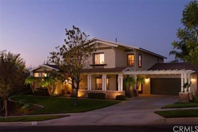 527 Golden West Drive, Redlands, CA 92373 - MLS#: EV18233392