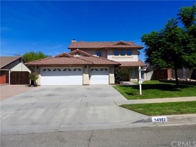 34322 Avenue H, Yucaipa, CA 92399 - MLS#: EV18235253
