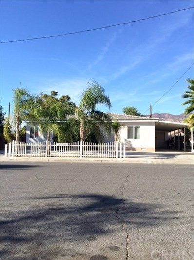 237 W 5th Street, San Jacinto, CA 92583 - MLS#: EV18236112