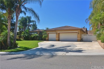 1592 Longhorn Way, Norco, CA 92860 - MLS#: EV18239661