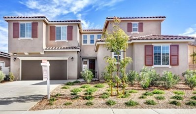 34736 Myoporum Lane, Murrieta, CA 92563 - MLS#: EV18242015