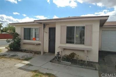 2281 San Arturo Avenue, Hemet, CA 92545 - MLS#: EV18242298