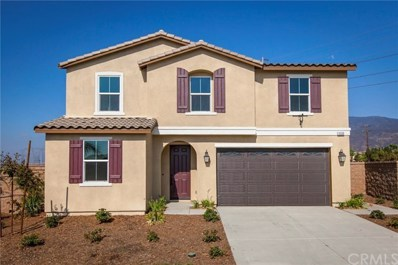 5508 Bertini Way, Fontana, CA 92336 - MLS#: EV18243238