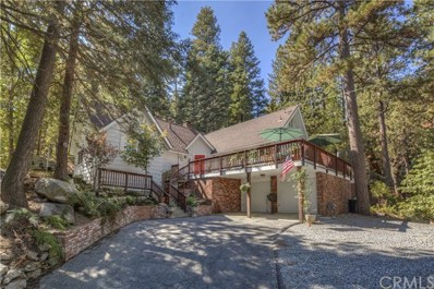 26605 Bel Air Court, Lake Arrowhead, CA 92352 - MLS#: EV18243849