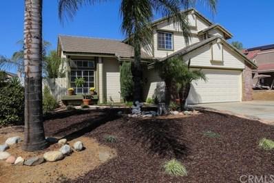 26060 Bridger Street, Moreno Valley, CA 92555 - MLS#: EV18244241