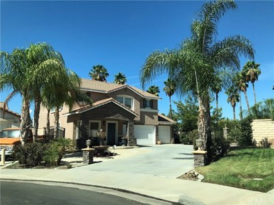 14760 Pete Dye Street, Moreno Valley, CA 92555 - MLS#: EV18246218