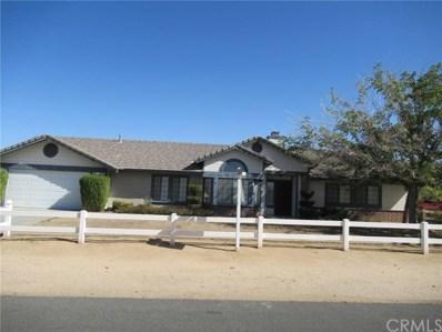 13455 Ivanpah Road, Apple Valley, CA 92308 - #: EV18246396