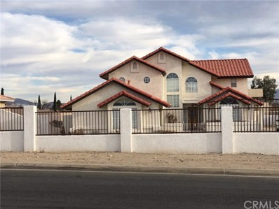 16239 Kamana Road, Apple Valley, CA 92307 - #: EV18246521