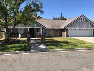 11195 Saddle Ridge Road, Moreno Valley, CA 92557 - MLS#: EV18247859