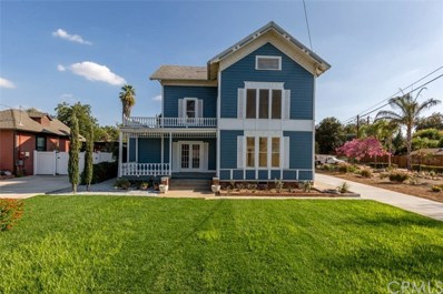 1033 W Palm, Redlands, CA 92373 - MLS#: EV18249028
