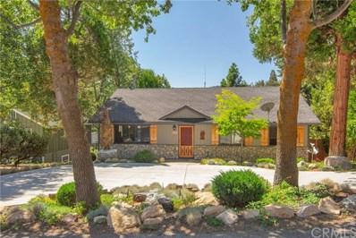 352 Cedarbrook Drive, Lake Arrowhead, CA 92391 - MLS#: EV18249152