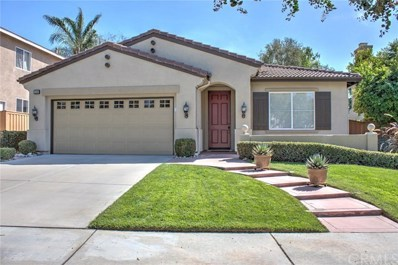 1582 Silver Cup Court, Redlands, CA 92374 - MLS#: EV18250714