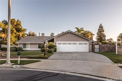 1564 Gary Lane, Redlands, CA 92374 - MLS#: EV18253079