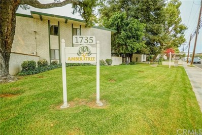 1735 E Washington Street UNIT F16, Colton, CA 92324 - MLS#: EV18254105