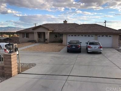 16165 Rancherias Road, Apple Valley, CA 92307 - MLS#: EV18255197
