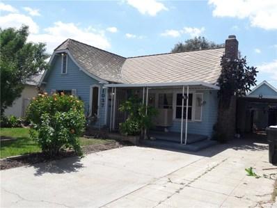 1037 N Laurel Avenue, Ontario, CA 91762 - MLS#: EV18256798