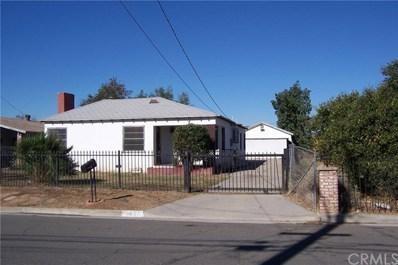 1607 Hillcrest Avenue, Riverside, CA 92501 - MLS#: EV18258717