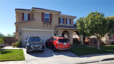 37187 high ridge drive, Beaumont, CA 92223 - MLS#: EV18260154