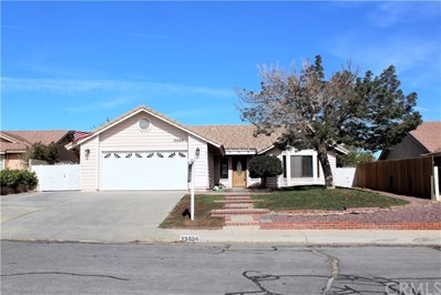 13524 Mountain Drive, Hesperia, CA 92344 - MLS#: EV18261900