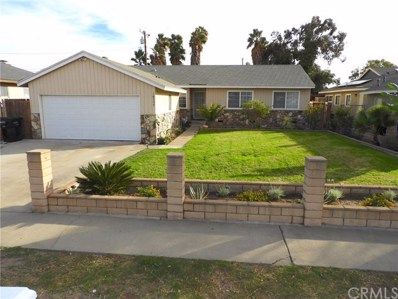 16555 Barbee Street, Fontana, CA 92336 - MLS#: EV18264292