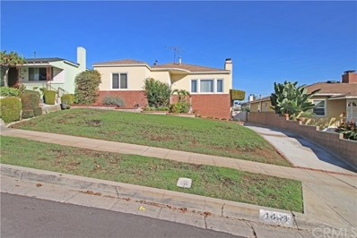 4433 W 60TH Street, Los Angeles, CA 90043 - MLS#: EV18264670