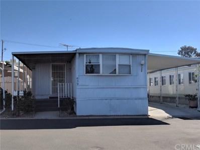12700 2nd Street UNIT 39, Yucaipa, CA 92399 - MLS#: EV18265300
