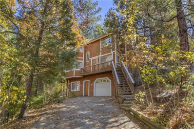 995 Teakwood Drive, Lake Arrowhead, CA 92352 - MLS#: EV18265465