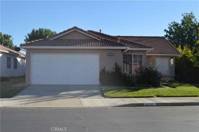 40783 Caballero Drive, Cherry Valley, CA 92223 - MLS#: EV18266351