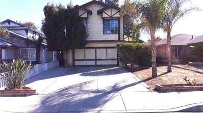 25871 Coriander Court, Moreno Valley, CA 92553 - MLS#: EV18266941