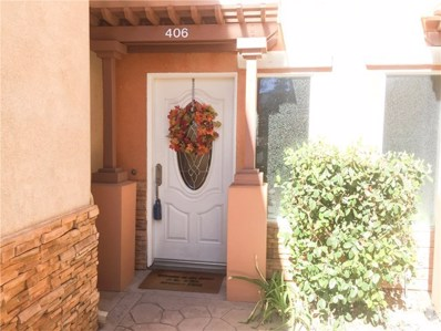 1200 E Highland Avenue UNIT 406, Redlands, CA 92374 - MLS#: EV18267587