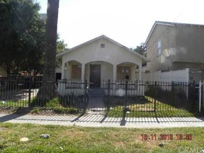 231 W 8th Street, San Bernardino, CA 92401 - MLS#: EV18268977