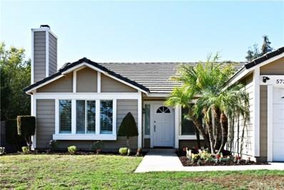 5738 Peridot Avenue, Rancho Cucamonga, CA 91701 - MLS#: EV18270081