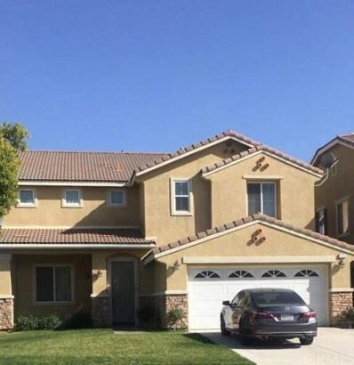 7731 Freesia Way, Fontana, CA 92336 - MLS#: EV18270409