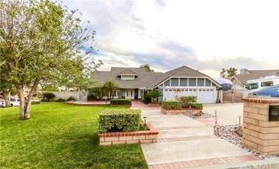 9743 Brilliant Lane, Rancho Cucamonga, CA 91737 - MLS#: EV18270444