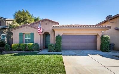 1370 Edelweiss Drive, Beaumont, CA 92223 - MLS#: EV18271122