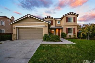 34976 Middlecoff Court, Beaumont, CA 92223 - MLS#: EV18271743