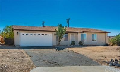 12800 Agua Cayendo Road, Desert Hot Springs, CA 92240 - MLS#: EV18272012