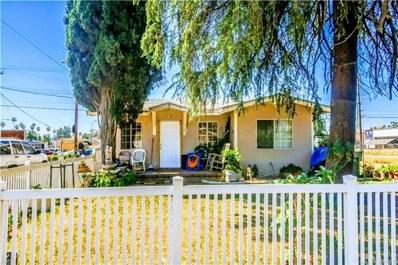 215 W 23rd Street, San Bernardino, CA 92405 - MLS#: EV18272509